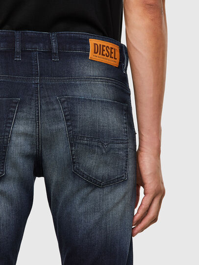 Diesel - KROOLEY JoggJeans® 069QD, Blu Scuro - Jeans - Image 4
