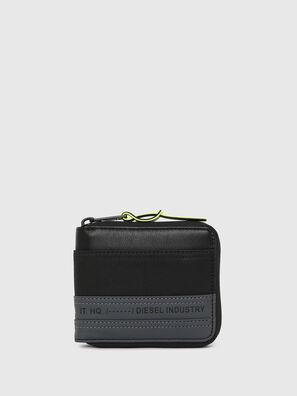 ZIPPY HIRESH S, Nero/Blu - Portafogli Con Zip