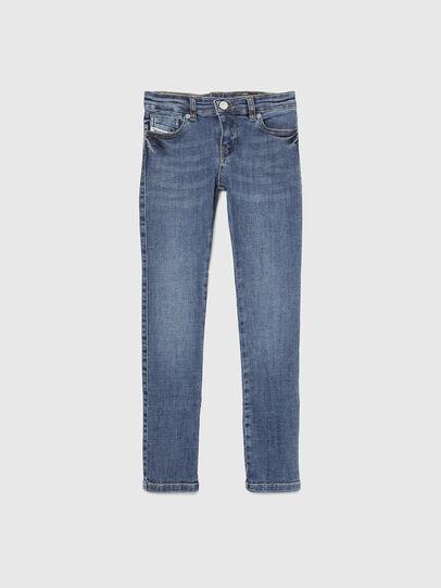 Diesel - SKINZEE-LOW-J-N, Blu Chiaro - Jeans - Image 1