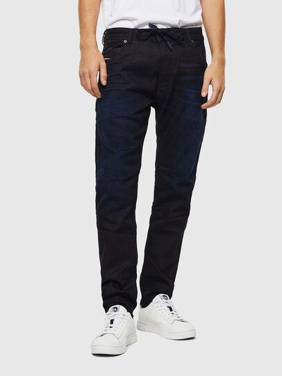 Diesel - Krooley JoggJeans 069IM, Blu Scuro - Jeans - Image 1