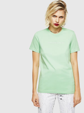 T-SILY-COPY, Verde - T-Shirts