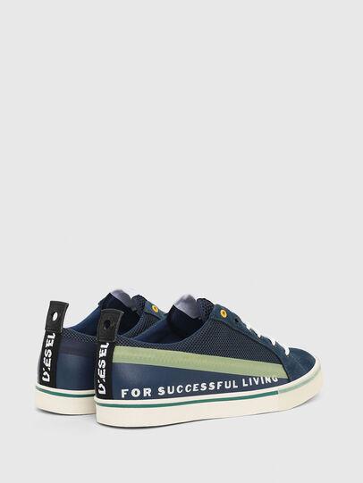 Diesel - S-DVELOWS LOW, Multicolor/Blu - Sneakers - Image 3