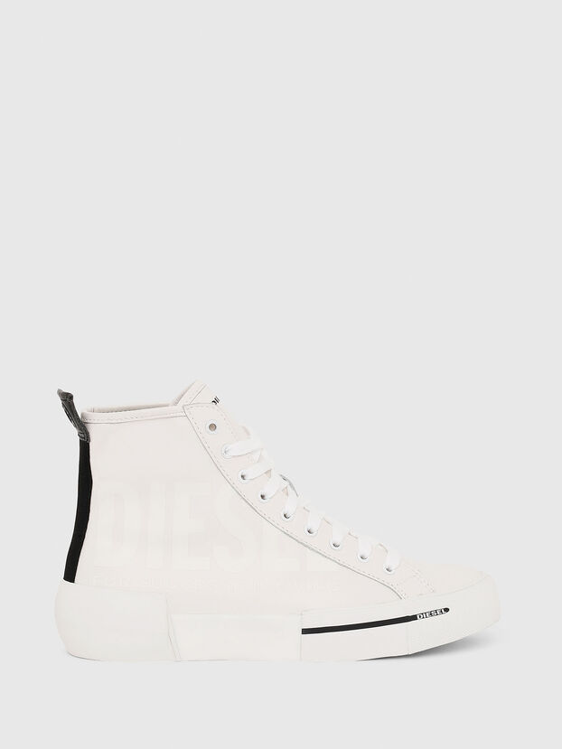 S-DESE MID CUT W, Bianco - Sneakers