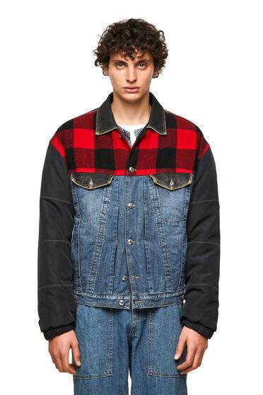 Giacca lumberjack DieselXDiesel