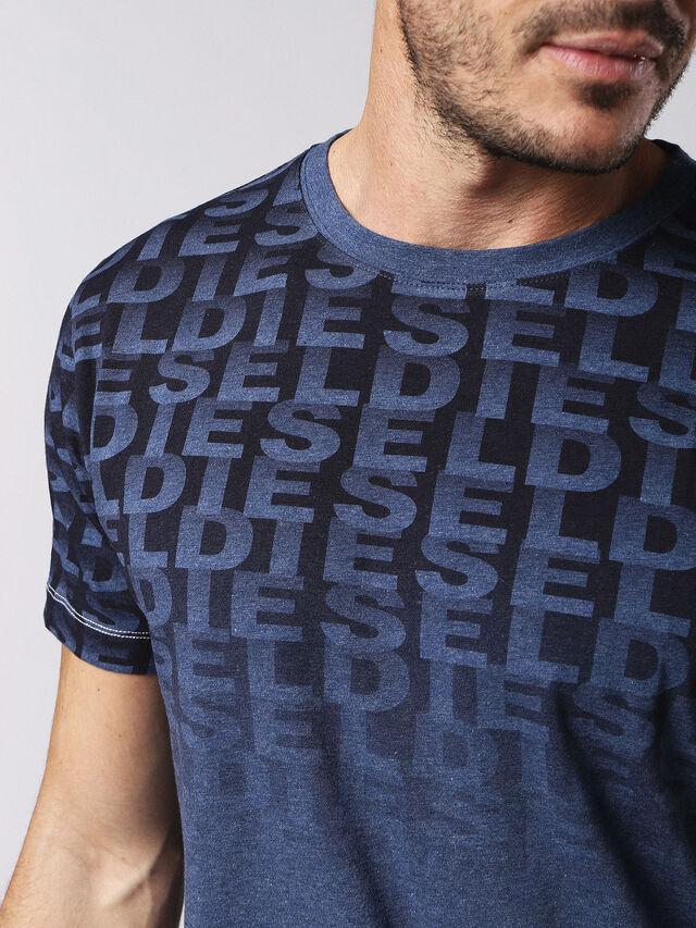 Diesel - UMLT-JAKE, Blu - T-Shirts - Image 3