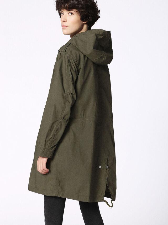 W-TERRY, Verde Militare