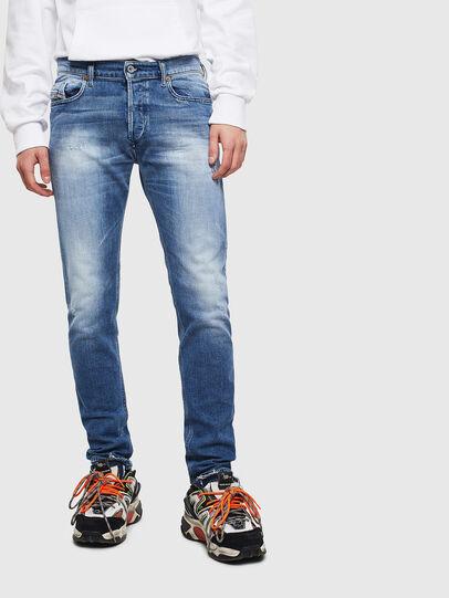 Diesel - Tepphar 0096D, Blu Chiaro - Jeans - Image 1