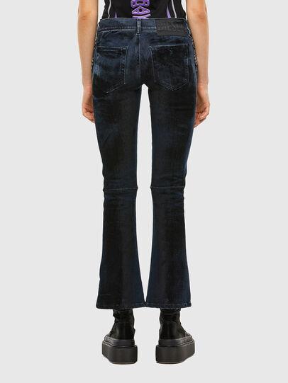 Diesel - Slandy 009KN, Blu Scuro - Jeans - Image 2
