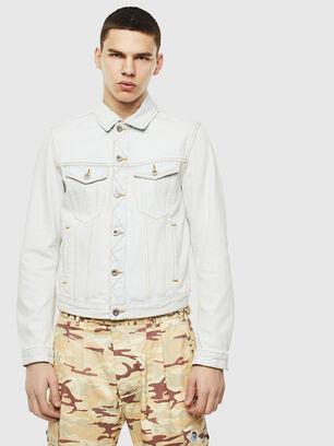 D-GALY-F, Blu Jeans - Giacche in denim
