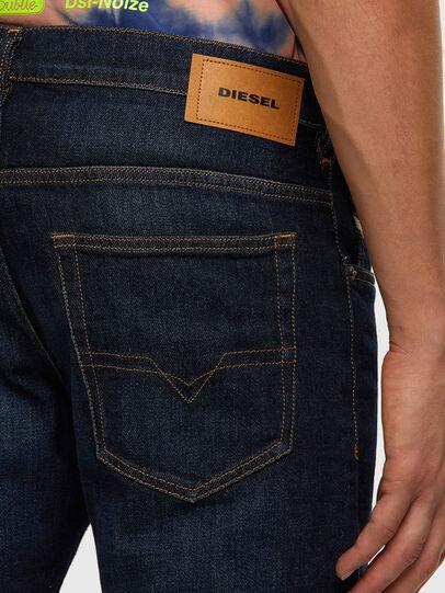 Diesel - D-Yennox 009EQ, Blu Scuro - Jeans - Image 4