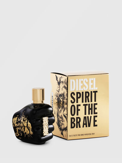 Diesel - SPIRIT OF THE BRAVE 200ML, Nero/Oro - Only The Brave - Image 1