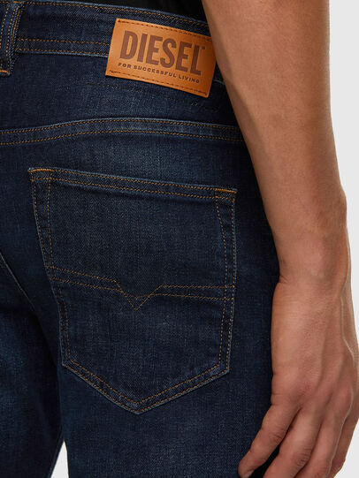 Diesel - Buster 009HN, Blu Scuro - Jeans - Image 4
