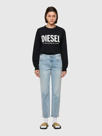 Diesel - D-Joy 009TY, Blu Chiaro - Jeans - Image 5