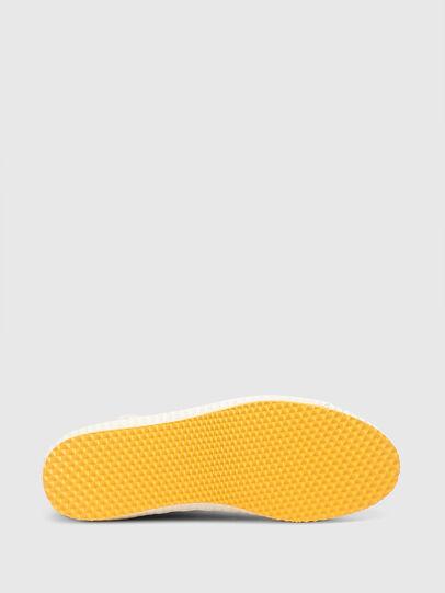 Diesel - S-YUK MC, Nero/Giallo - Sneakers - Image 4
