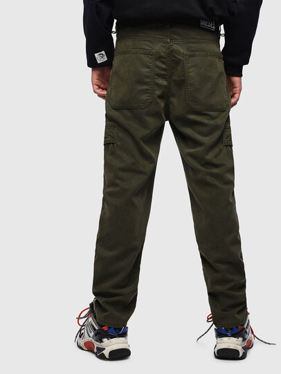 Diesel - D-Krett JoggJeans® 069LX, Verde Militare - Jeans - Image 2