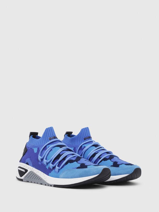 Diesel - S-KB SL, Azzurro - Sneakers - Image 2