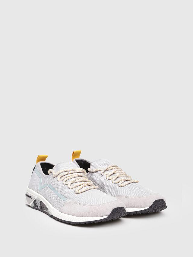 Diesel - S-KBY, Grigio Vapore - Sneakers - Image 2