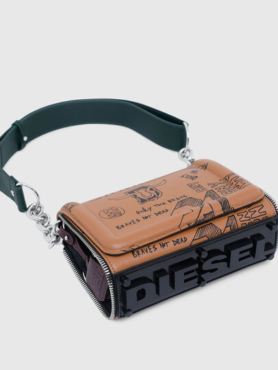 Diesel - CL - YBYS S CNY, Beige - Borse a tracolla - Image 5