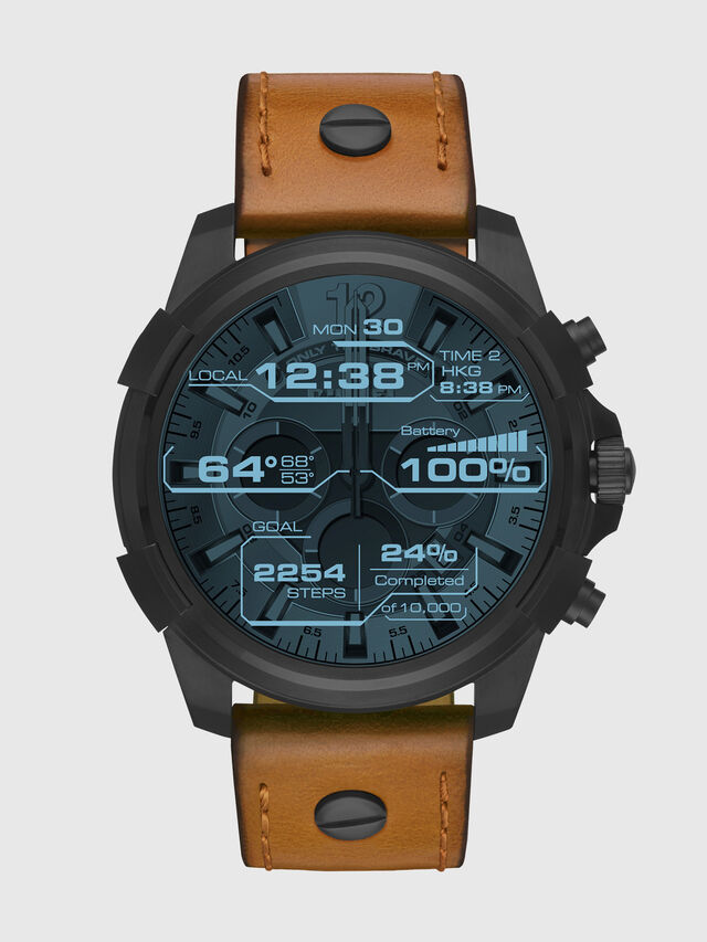 Diesel - DT2002, Marrone - Smartwatches - Image 2