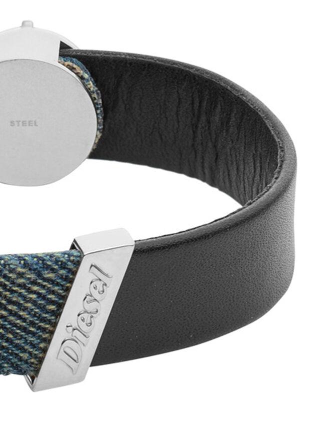 Diesel - BRACELET DX1029, Blu Jeans - Braccialetti - Image 2
