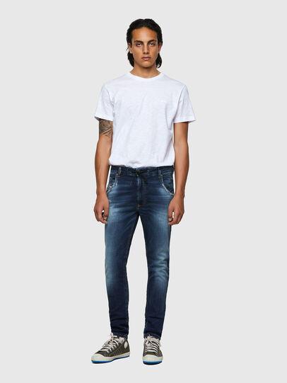 Diesel - Krooley JoggJeans® 069YF, Blu Scuro - Jeans - Image 5