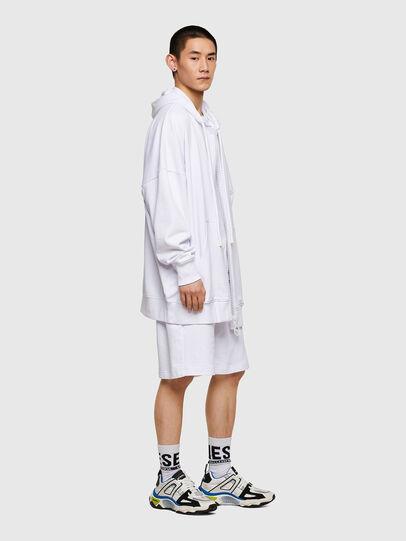 Diesel - P-HORTY, Bianco - Shorts - Image 4