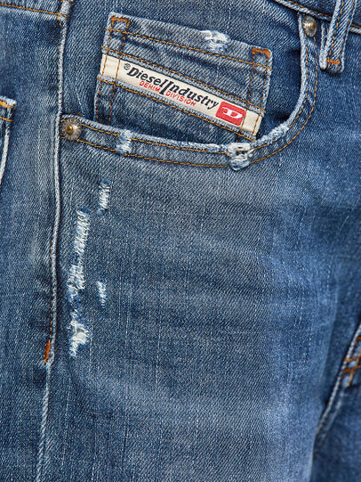 Diesel - Aryel 009CZ, Blu medio - Jeans - Image 4