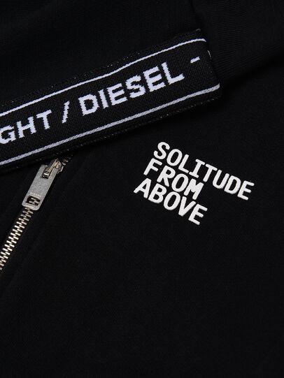 Diesel - SUITTOX, Nero - Felpe - Image 3