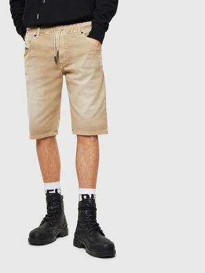 D-KROOSHORT JOGGJEANS, Marrone Chiaro - Shorts