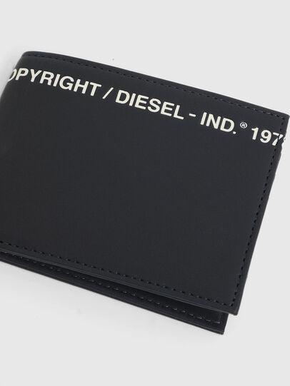 Diesel - NEELA XS, Blu Scuro - Portafogli Piccoli - Image 4