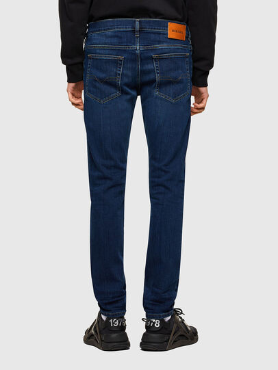 Diesel - D-Yennox 009ML, Blu Scuro - Jeans - Image 2
