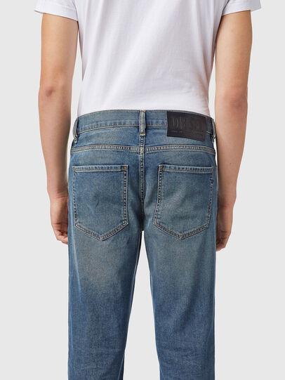 Diesel - D-Vocs 009EI, Blu medio - Jeans - Image 6