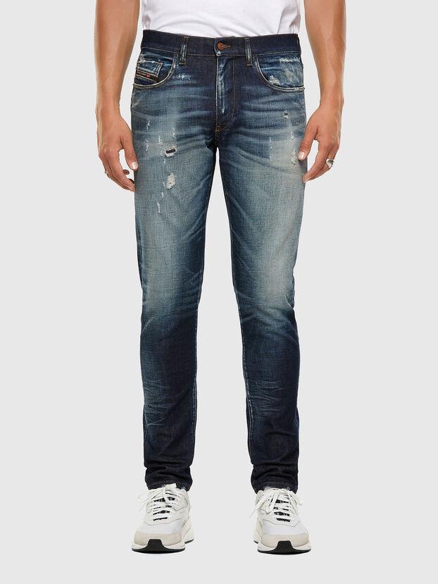 D-Strukt 0092I, Blu Scuro - Jeans
