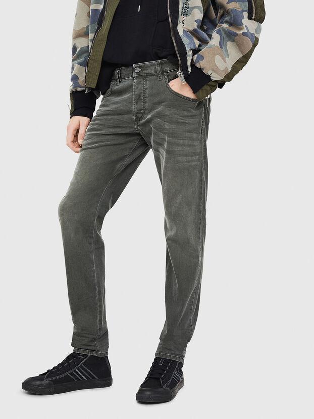 D-Bazer 0699P, Verde Scuro - Jeans