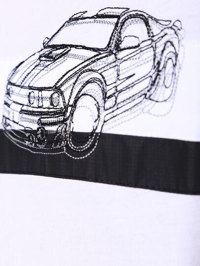 Diesel - TY-STRIPESCAR,  - T-Shirts - Image 6