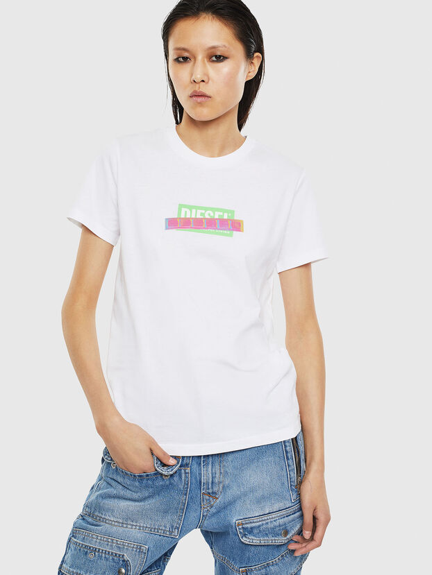 T-SILY-S2, Bianco - T-Shirts