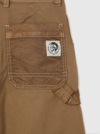 Diesel - PTRENTSHORT, Marrone - Shorts - Image 3