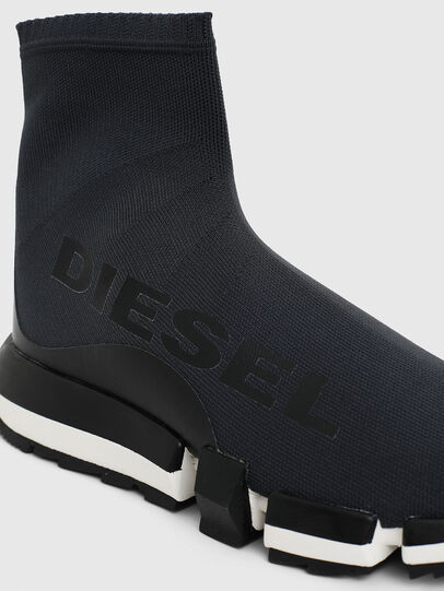 Diesel - H-PADOLA HIGH SOCK W, Nero - Sneakers - Image 4