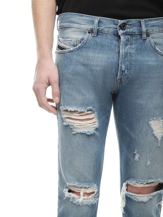 Diesel - TYPE-2813FS, Blu Jeans - Jeans - Image 4