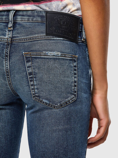 Diesel - GRACEY JoggJeans® 069SR, Blu Scuro - Jeans - Image 4