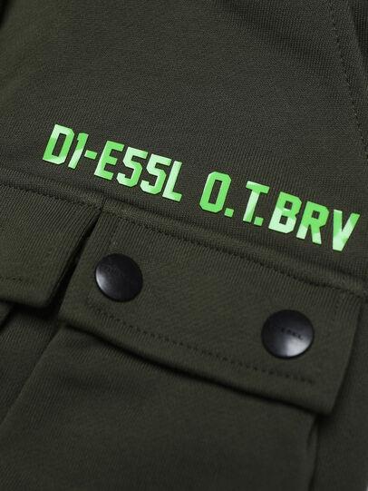 Diesel - GKIFTY, Verde Militare - Gonne - Image 3