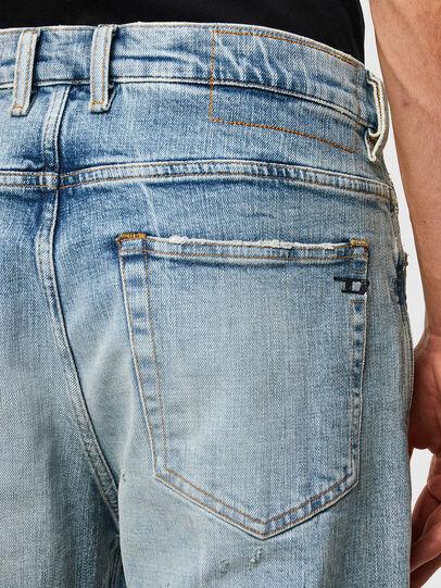 Diesel - D-Vider 009JR, Blu Chiaro - Jeans - Image 6