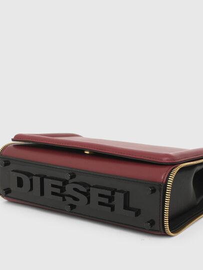 Diesel - YBYS M, Bordeaux - Borse a tracolla - Image 7