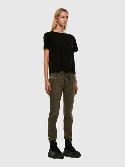 Diesel - Krailey JoggJeans® 0670M, Verde Militare - Jeans - Image 5