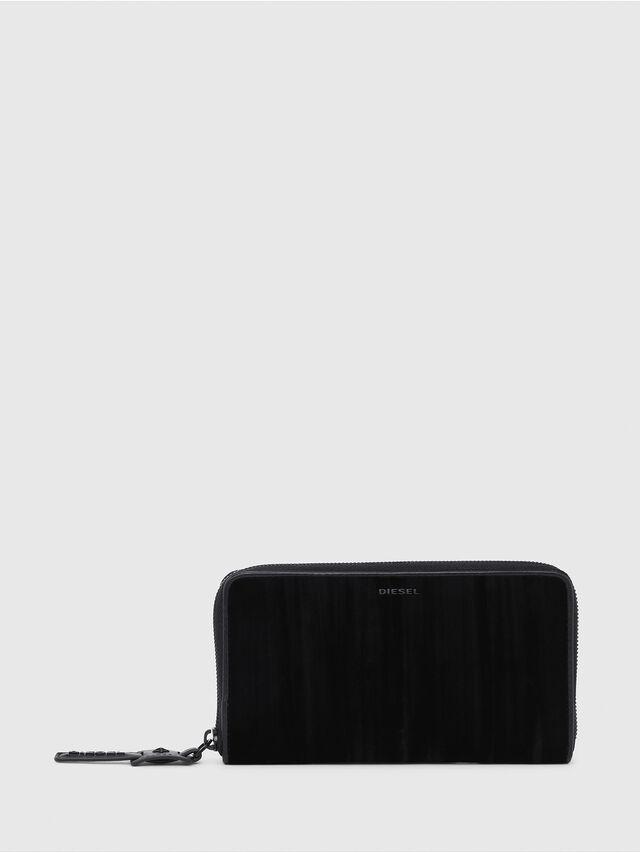 In liquidazione 100% di alta qualità boutique outlet GRANATO Donna: Portafoglio in velluto con zip su tre lati ...