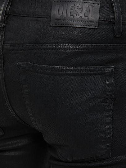 Diesel - D-Amny 009ID, Nero/Grigio scuro - Jeans - Image 4