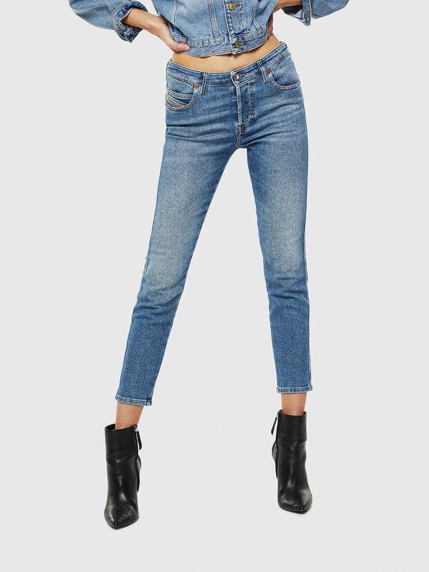 Babhila 084PR, Blu medio - Jeans