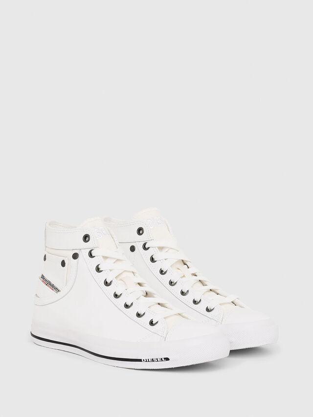 Diesel - EXPOSURE IV W, Bianco - Sneakers - Image 2