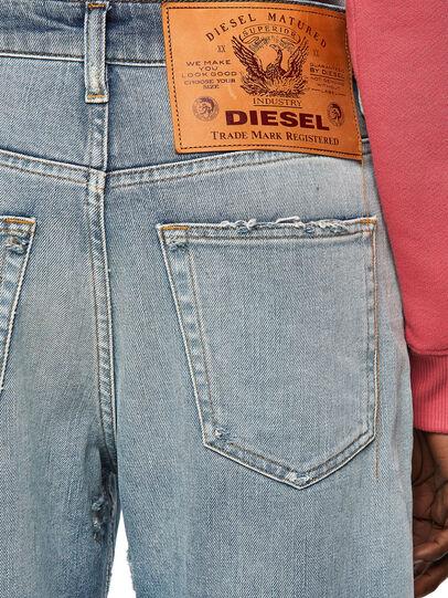 Diesel - D-Reggy 09A04, Blu Chiaro - Jeans - Image 3