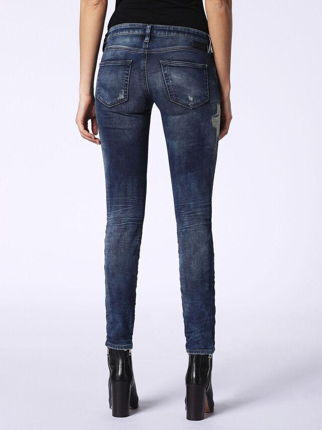 GRACEY-T JOGGJEANS 084PU, Blu Jeans